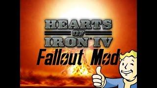 Hearts of Iron 4 Mod Spotlight 15 Fallout,Old World Blues