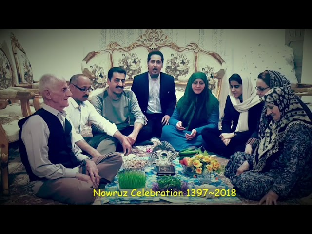 Happy Nowruz Iranian new year 1397 Ahmad janati Iran tour guide, nowruz celebration راهنما احمد جنتی