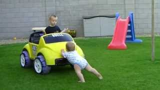 Clip HOT -  Babies Toddlers And Power Wheels Compilation 2