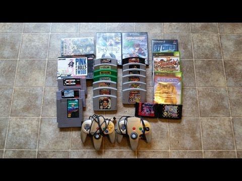 Swap meet video game finds: N64 bundle & rare gamecube game