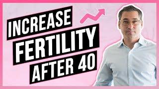 Fertility After 40  - BEST KEPT SECRET