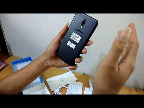 Unboxing Samsung Galaxy J7+ (Bersama Topsell TA)