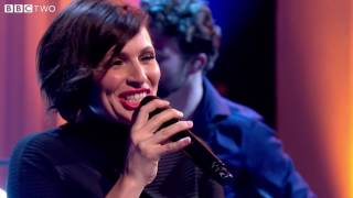 Caravan palace - lone digger - later… with jools holland