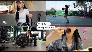 Vlog 27|我的一天這樣過!!!2019時間安排❤️