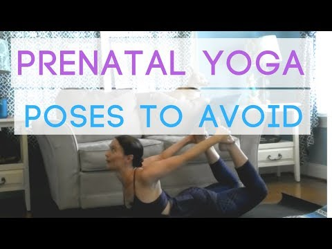 Prenatal Yoga for Beginners: Yoga Poses to Avoid During Pregnancy