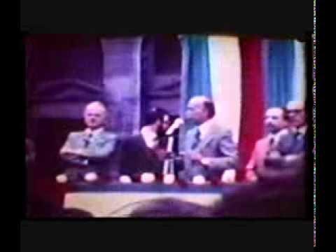 16 Libro Trieste A Destra Video Comizio Almirante A Padova