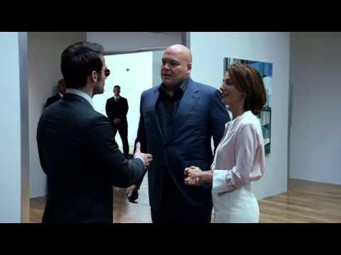 Netflix's Daredevil - Matt Murdock Meets Wilson Fisk - 2015