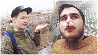 ВЛОГ: Приехал в Одессу. Избили Room Factory!