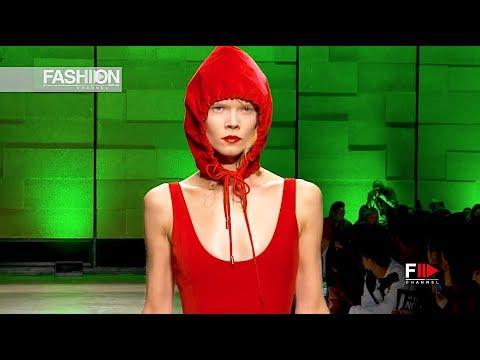 ANNAKIKI Fall 2018/2019 Milan - Fashion Channel