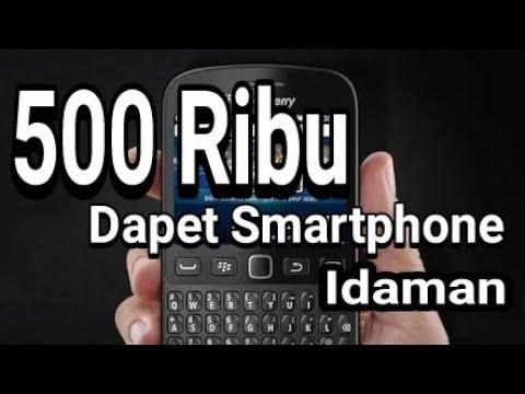 Unboxing Blackberry Samoa 9720 (Indonesia)