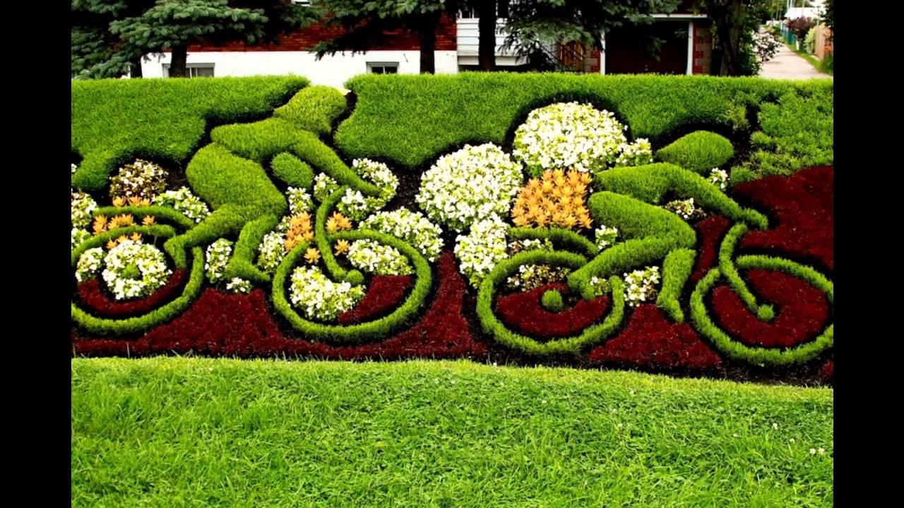 Garden Ideas Beautiful Garden Landscape Pictures Gallery YouTube