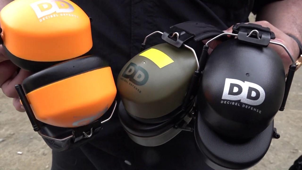 Decibel Defense Ear Protection Review