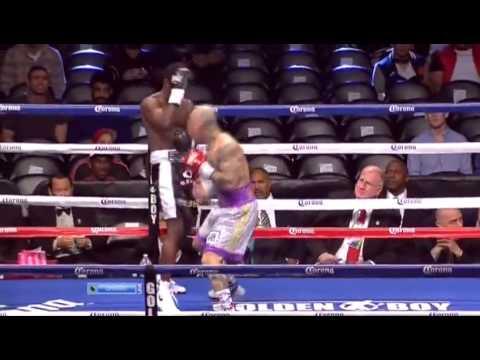 Luis Collazo vs Miguel Callist Full Fight