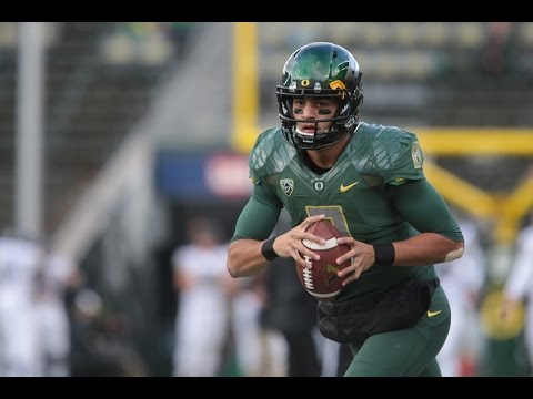 Tennessee Titans Hold On To #2 & Select Marcus Mariota