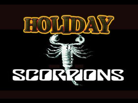 COMO TOCAR HOLIDAY DE SCORPIONS (ELÉCTRICA/ACÚSTICA)