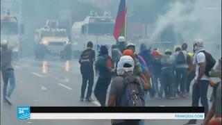 فنزويلا تنسحب من منظمة الدول الأمريكية وسط استمرار الاحتجاجات