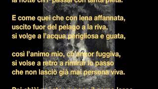 Legge adam voice - inizio della divina commedia inferno canto i versi dal 01 al 54 my facebook page is: https://www.facebook.com/pages/adam-vox-the-v...
