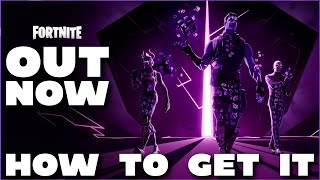 COMMENT GET THE DARK LEGENDS PACK - NEW SKINS AND POI'S - FORTNITE BATTLE ROYALE