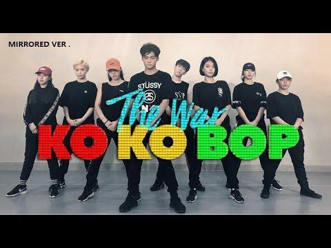 開始線上練舞:Ko Ko Bop(鏡面版)-EXO | 最新上架MV舞蹈影片