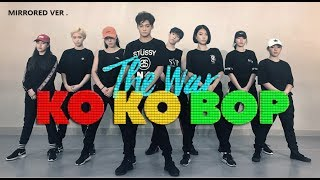 Video [ Mirrored ver. ] EXO엑소 - Ko Ko Bop Dance Cover. download MP3, 3GP, MP4, WEBM, AVI, FLV Oktober 2017