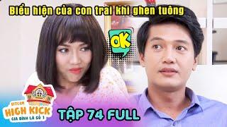 Gia đình là số 1 Phần 1 | Tập 74 Full: Phim gia đình Việt Nam hay nhất 2019 - HTV Films