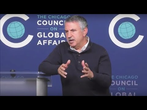 Thomas Friedman on the Age of Accelerations