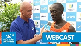 2018 Gold Coast Marathon | Live Webcast