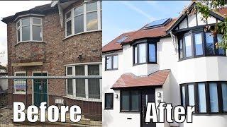 Extensive North London Home renovation - RPL CONSTRUCTION