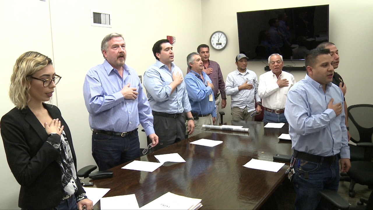 City of Laredo Planning & Zoning Commission Special Meeting, 02/15/2019