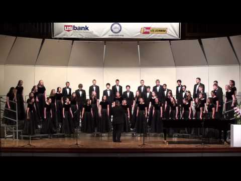 Cry Out and Shout, performed by the Westside Christian High School Concert Choir