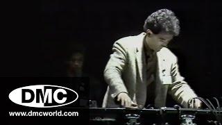 DMC World DJ Championships 1987 - Mike Platinas (Spain)
