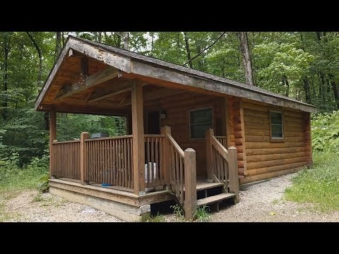 Review of Ohiopyle Camper Cabins