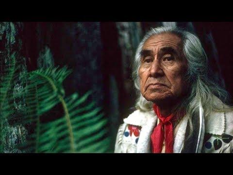 Chief Dan George: Great Spirit Prayer - (Me'Geswanouth Slahoot)  W/sub-titles - 1978