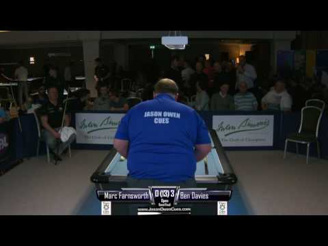 IPA Welsh Championships 2017 - Open Semi Final Farnsworth v Davies