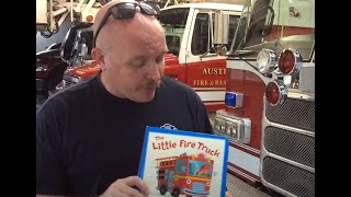 Virtual Story Time with Firefighter Hans!