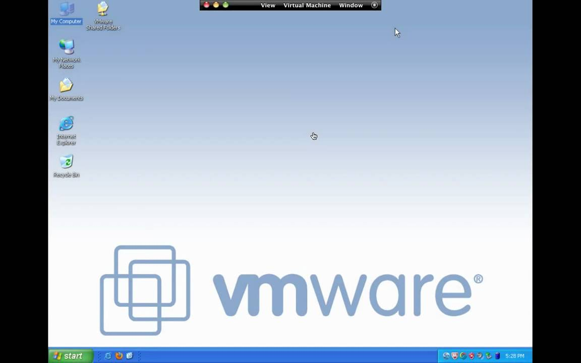 Windows device manager shows yellow exclamation for VMCI device