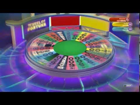Wheel Of Fortune Wheel Sound