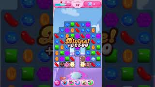 Play candy  Crush saga level 1493