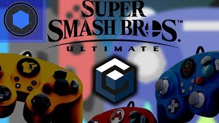 Smash Ultimate Is Getting a GameCube Controller. It Looks Amazing!