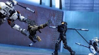 Repeat youtube video Red vs. Blue: Berzerk (Action Montage)