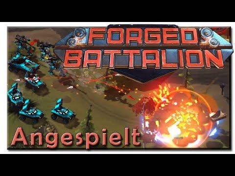 Comic C&C | Angespielt |  Forged Battalion | [HD] | Deutsch Cigar0