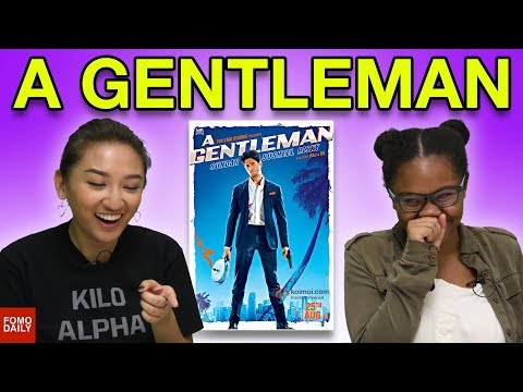 A Gentleman - Sundar, Susheel, Risky • Fomo Daily Reacts