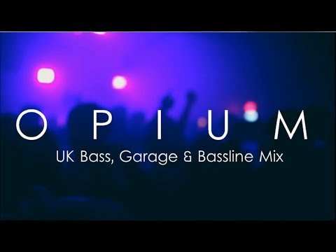 UK Bass & Bassline Mix - OCTOBER 2016