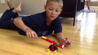Simple Machines Catapult From Lego Education