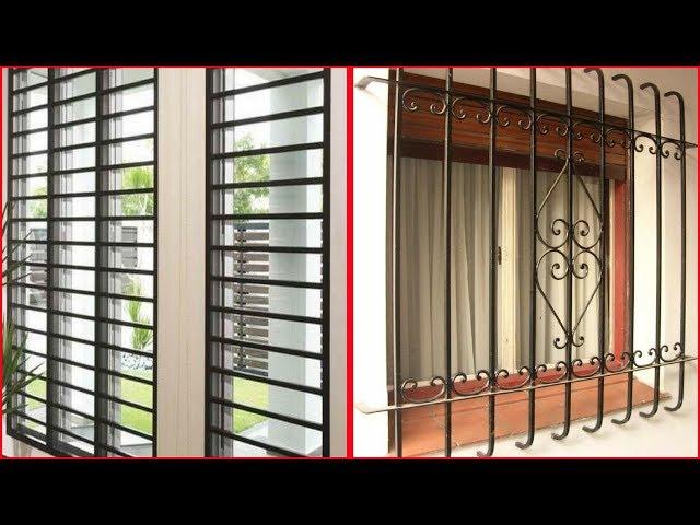 Latest Modern Window Grill Ideas So Innovative / Grill Designs
