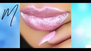"LATEST LIPSTICK TUTORIAL : AMEZING LIP ART #14 | {LipStick Complation} | Lipstick color Complation"""""