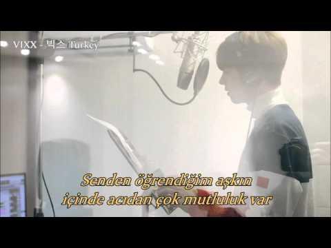 Ken (VIXX) – When I See You  Moorim School OST Türkçe Altyazılı