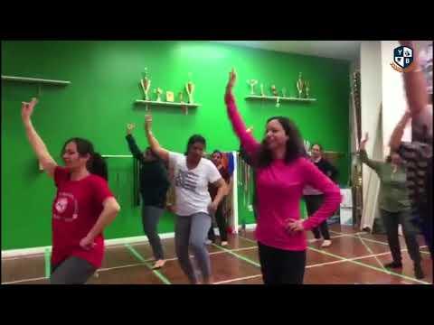 Bhangra Workout Classes at Young Bhangra Calgary