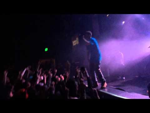 YUNG LEAN - OREOMILKSHAKE (LIVE AT THE OBSERVATORY IN SANTA ANA, CA)
