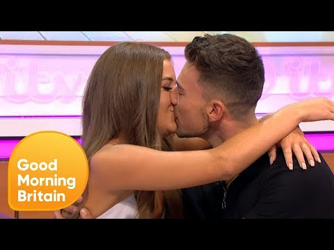 Love Island's Sam and Georgia Make Their Relationship Official | Good Morning Britain